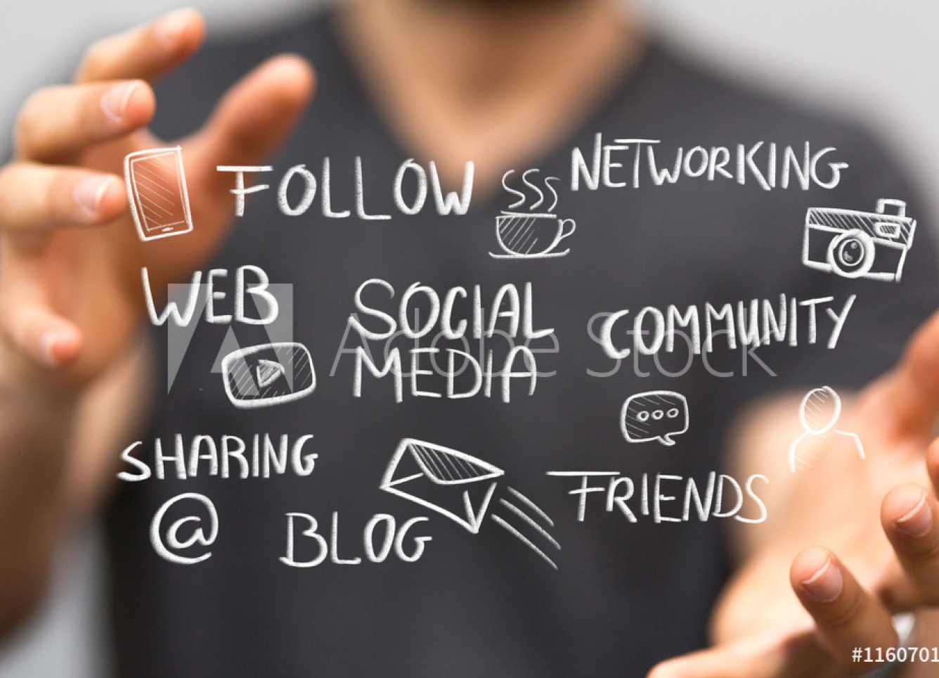 Why Social Media plays a big role in construction