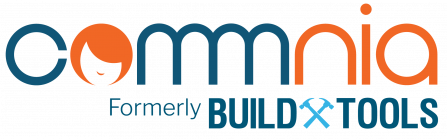 Commnia formerly Buildtools logo