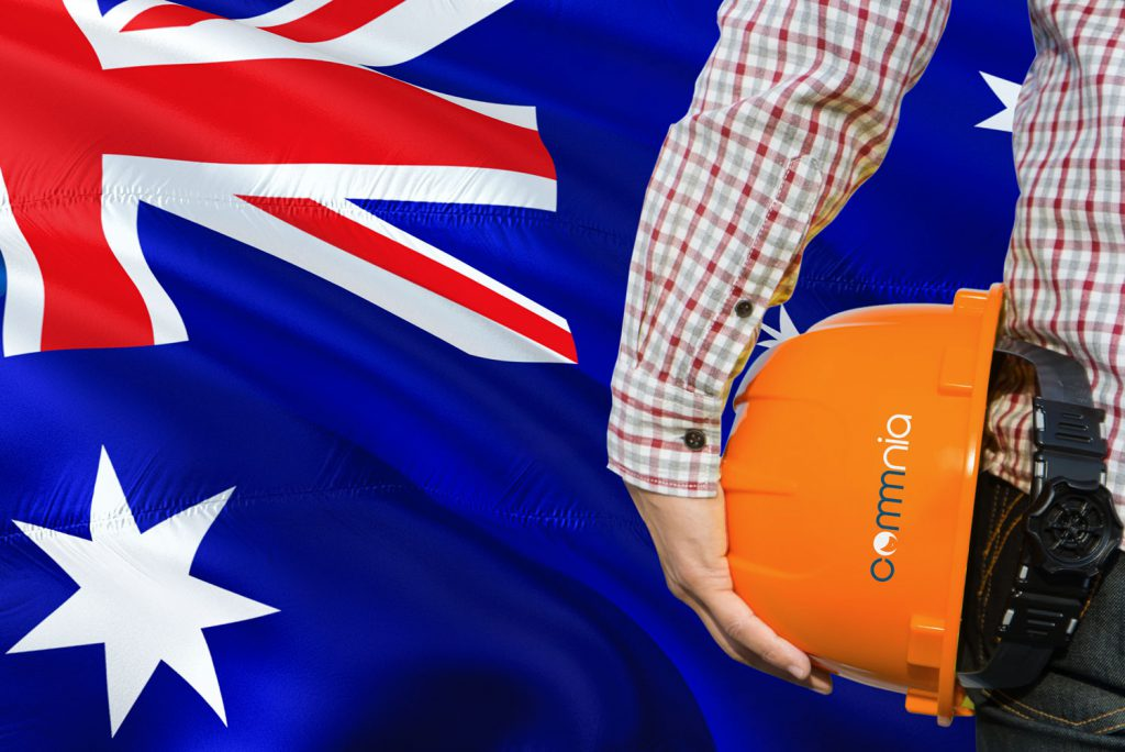 commnia australian made saas product
