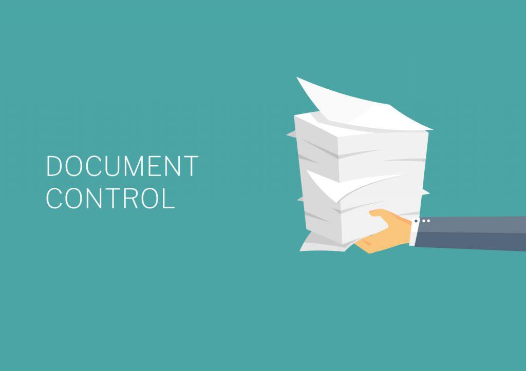 commnia features document control