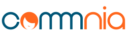 commnia official logo